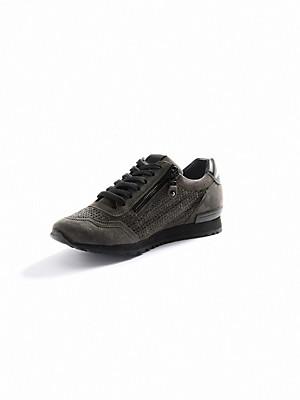 Kennel & Schmenger - Sneaker aus Ziegenveloursleder