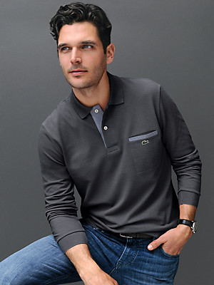 """Lacoste - Polo-Shirt """"Form PH0118"""" mit 1/1-Arm"""