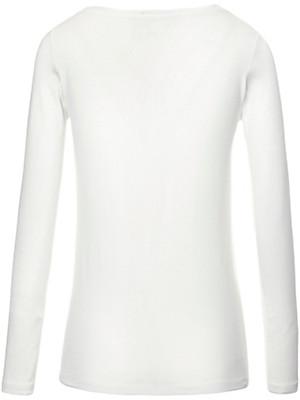 Laurèl - Shirt Rundhals Swarovski Kristalle