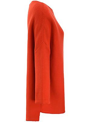 LIEBLINGSSTÜCK - Pullover mit 3/4-Arm und U-Boot-Ausschnitt