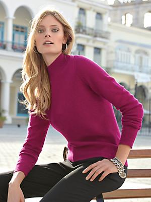 Looxent - Pullover mit Stehbund-Kragen