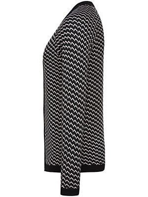 Looxent - Strickjacke mit V-Ausschnitt