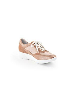 Mephisto - Sneaker aus softem Kalbsveloursleder