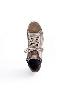 Paul Green - Knöchelhoher Sneaker aus Kalbsnappaleder