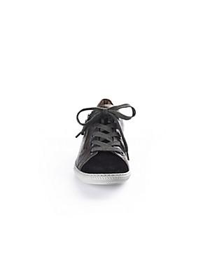 Paul Green - Sneaker aus Kalbsveloursleder