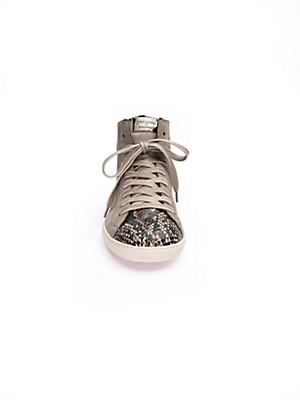 Paul Green - Trendiger Sneaker mit Schlangen-Details