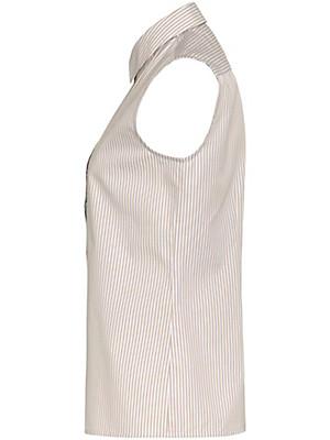 Peter Hahn - Bluse ohne Arm