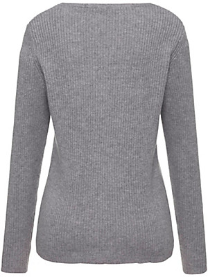 Peter Hahn Cashmere Gold - PULLOVER 1/1 ARM