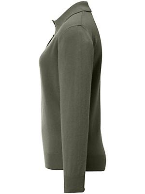 Peter Hahn Cashmere - Polopullover aus 100 % Kaschmir - Modell PETRA