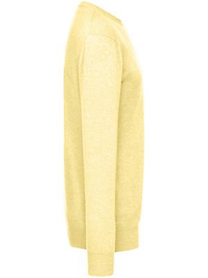 Peter Hahn Cashmere - Rundhals-Pullover – Modell RALPH