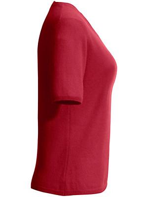 Peter Hahn Cashmere - Rundhals-Pullover– Modell RIEKE