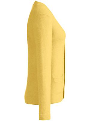 Peter Hahn Cashmere - Strickjacke  aus 100 % Kaschmir - Modell SILVIA