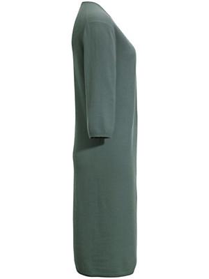 Peter Hahn Cashmere - Strickjacke mit 3/4-Arm aus reinem Kaschmir