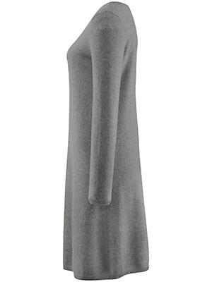 Peter Hahn Cashmere - Strickkleid aus reinem Kaschmir