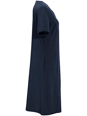 Peter Hahn - Frottier-Kleid mit 1/2-Arm