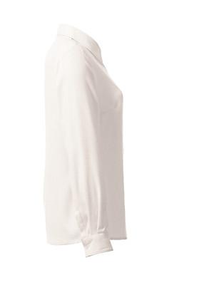 Peter Hahn - Hochwertige Flanell-Bluse mit 1/1-Arm