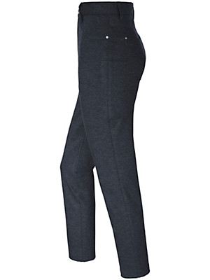 Peter Hahn - Jersey-Hose 5-Pocket-Optik