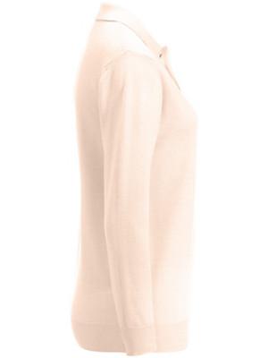 Peter Hahn - Klassischer Polo-Pullover – Modell Frederike
