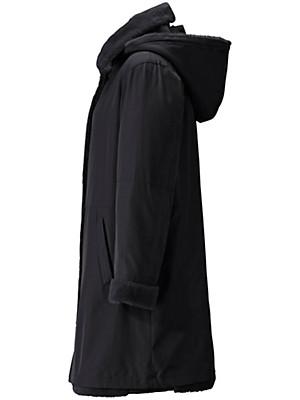 Peter Hahn - Luxuriöse Long-Jacke