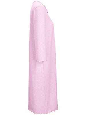 Peter Hahn - Nachthemd aus 100% Baumwolle mit 3/4-Arm