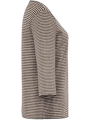 Peter Hahn - Ringel-Shirt mit 3/4-Arm