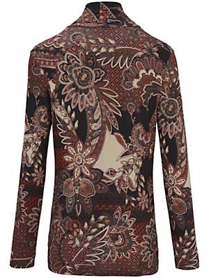 Peter Hahn - Rollkragen-Shirt aus 100 % Schurwolle