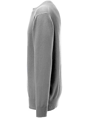 Peter Hahn - Rundhals-Pullover in Kaschmir - Modell RALPH