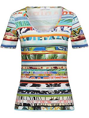 Peter Hahn - Rundhals-Shirt im Ibiza-Look