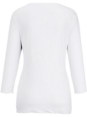 Peter Hahn - Rundhals-Shirt mit 3/4-Arm