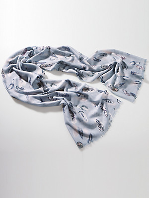 Peter Hahn - Schal aus Kaschmir und Seide