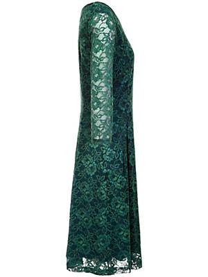 Peter Hahn - Spitzen-Kleid mit 3/4-Arm