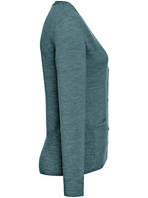 Peter Hahn - Strickjacke aus 100% Schurwolle