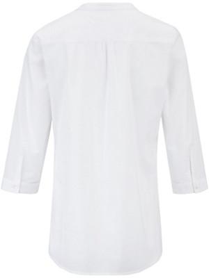 Peter Hahn - Tunika mit 3/4-Arm aus 100% Baumwolle