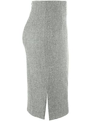 Peter Hahn - Tweed-Rock in gerader Form