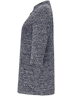 Samoon - Long-Jacke mit 3/4-Arm