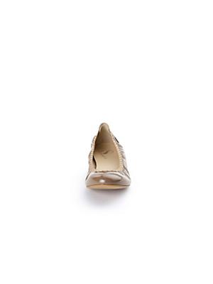 Scarpio - Ballerina aus Kalbsnappaleder