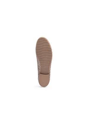 Scarpio - Slipper aus samtigem Ziegenveloursleder