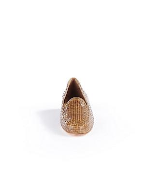 Scarpio - Slipper aus weichen Ziegennappaleder-Bändchen