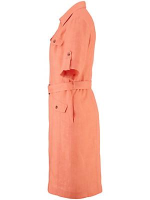 Schneiders Salzburg - Kleid in reinem Leinen mit 1/2-Arm