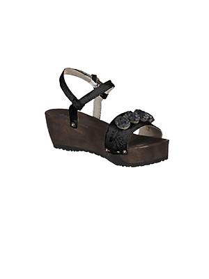 Softclox - Sandale aus edlem Kalbsleder