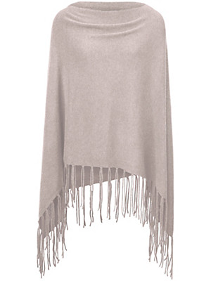 the lovely brand - Poncho aus 100% Kaschmir