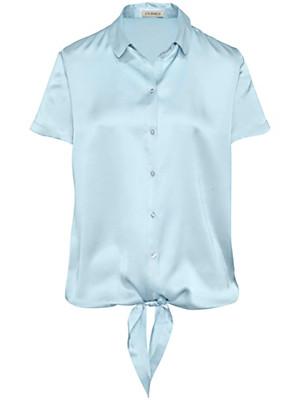 Uta Raasch - Bluse mit 1/2-Arm aus 100% Seide