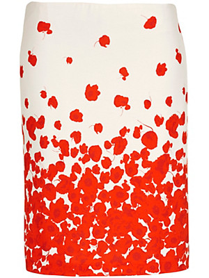 Uta Raasch - Jersey-Rock in Blüten-Muster