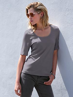Uta Raasch - Schlichtes 1/2-Arm Shirt - Modell LINDA
