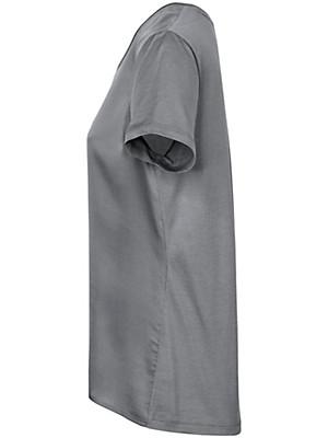 Windsor - Blusen-Shirt aus 100% Seide mit 1/2-Arm