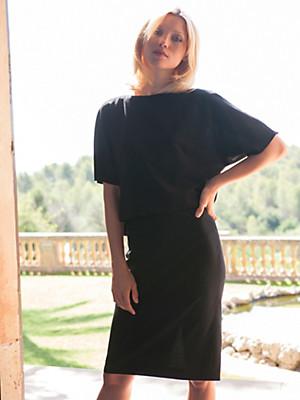 Windsor - Kleid in Zweiteiler-Optik mit 1/2-Arm