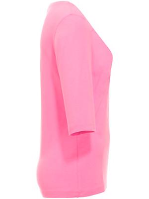 ZAIDA - Rundhals-Shirt mit langem 1/2-Arm
