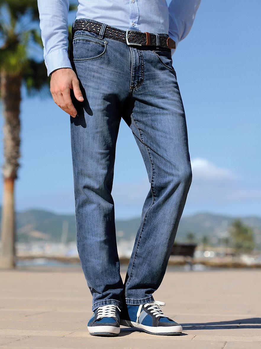 joker jeans modell freddy inch l nge 34 blue denim. Black Bedroom Furniture Sets. Home Design Ideas