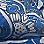 Blau/Multicolor-726029