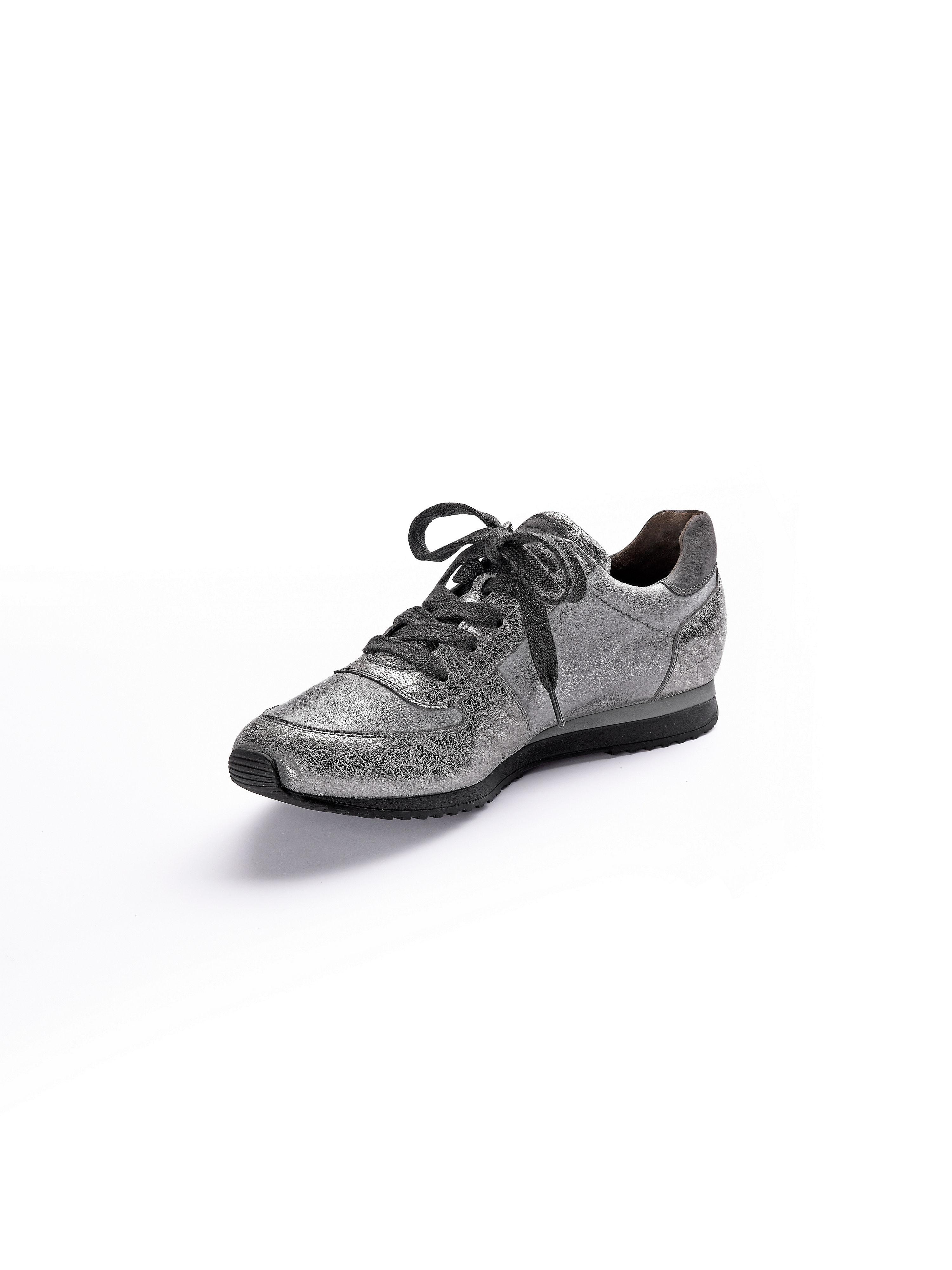 Sneaker aus Ziegennappaleder Paul Green grau Größe  35,5€ 135,00Anbieter   peterhahn.atVersand  € 5,95 6c252eecb9